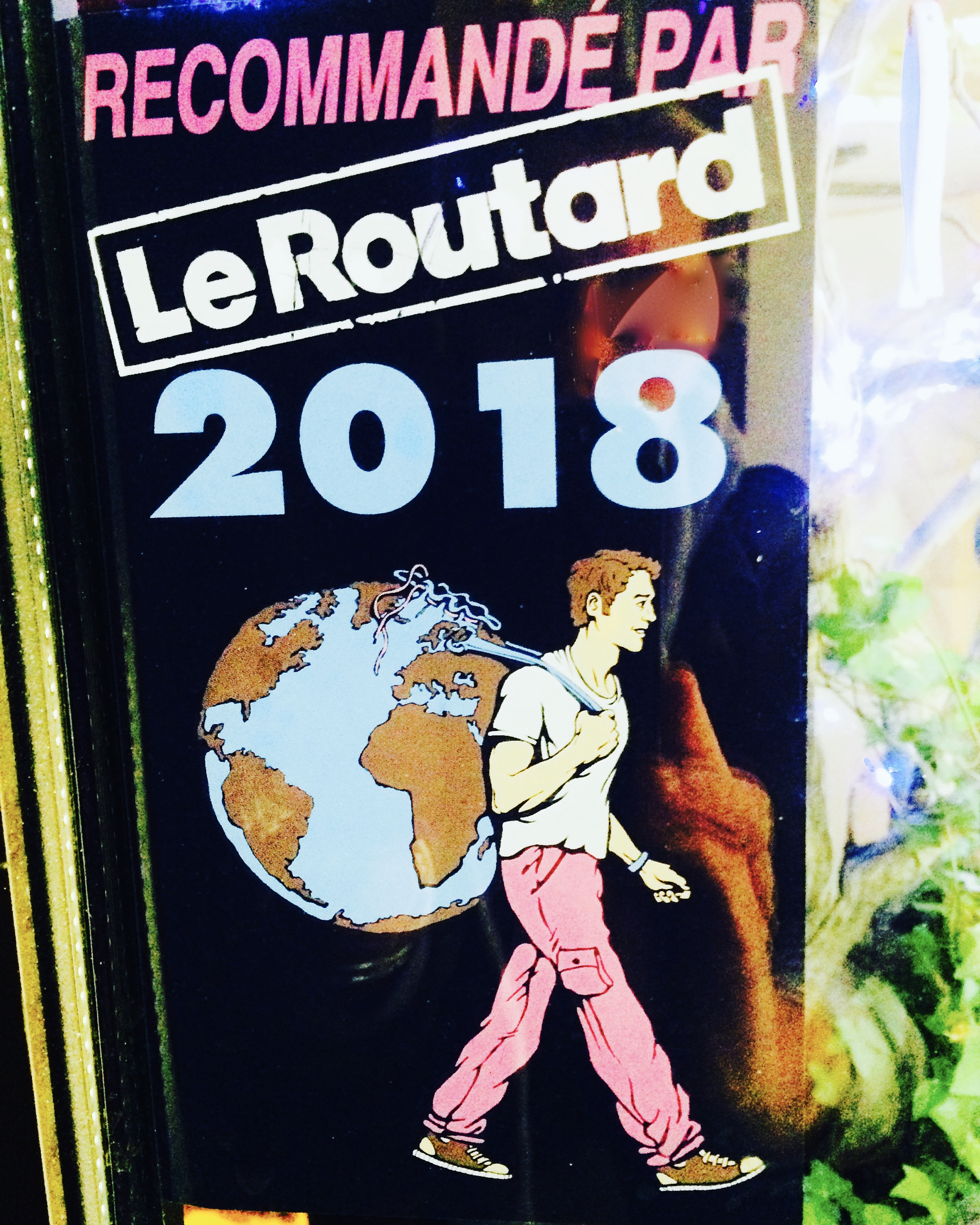 Guide du Routard 2018 !