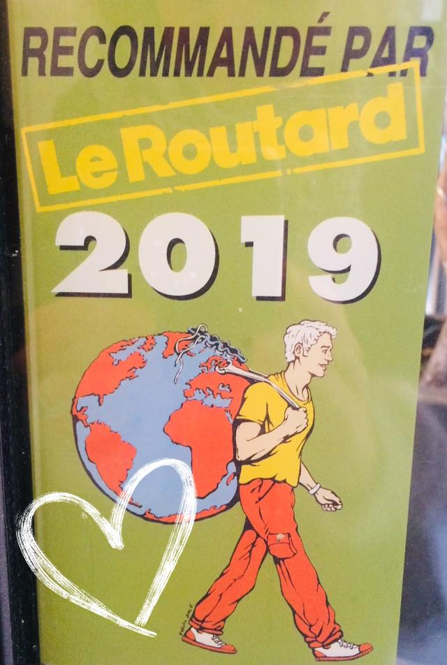 Guide du Routard 2019 !